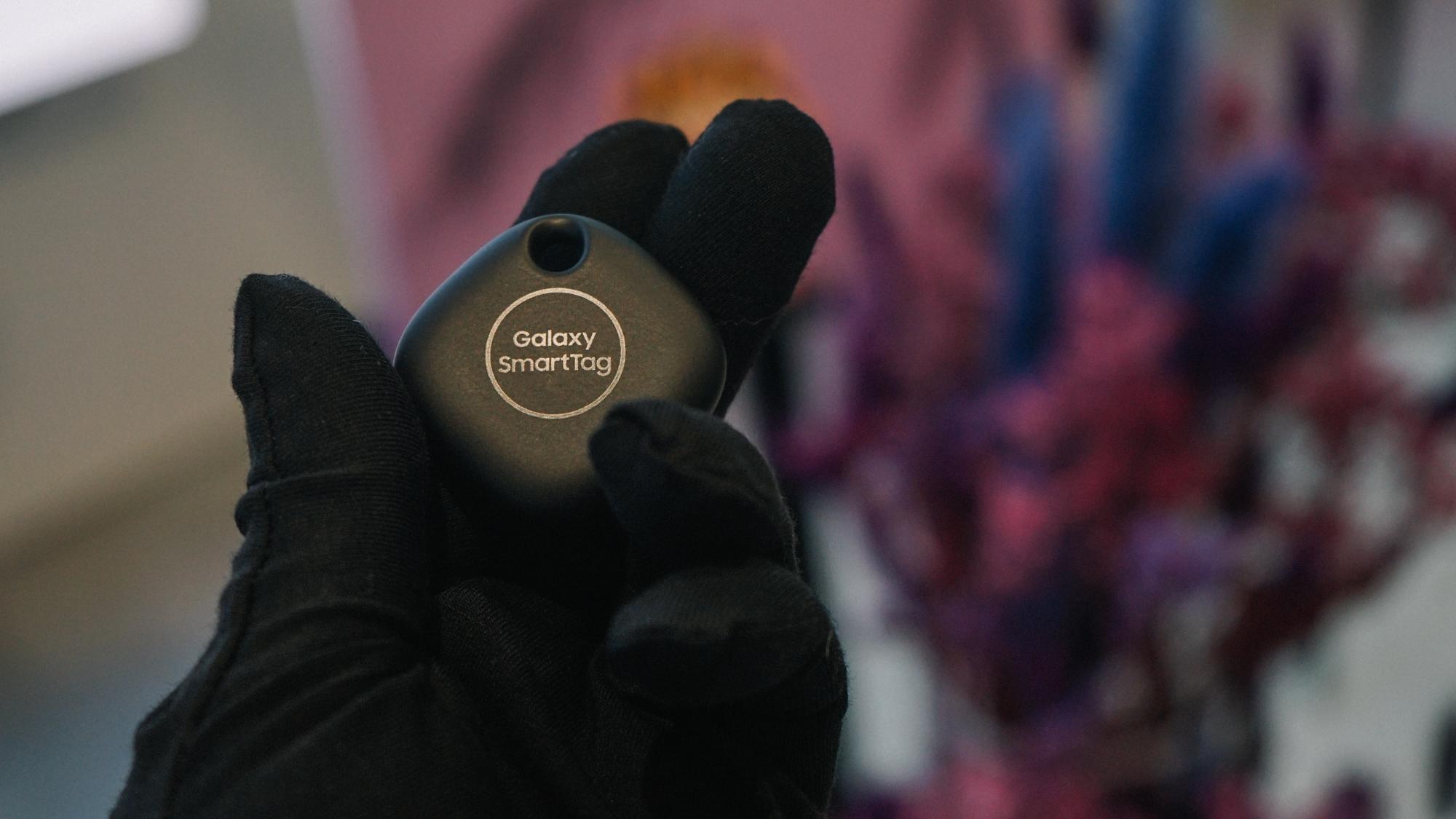 Samsung представила bluetooth-локатор SmartTag. Что это и как им пользоваться?