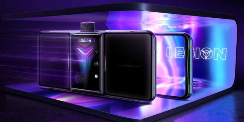 Lenovo Legion 2 Pro — игровой смартфон с уникальными характеристиками