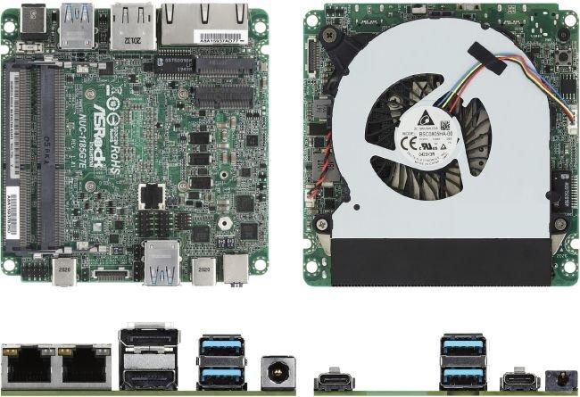 Лучшие современные процессоры Intel всё-таки можно будет использовать в настольном сегменте. Нужно лишь купить мини-ПК