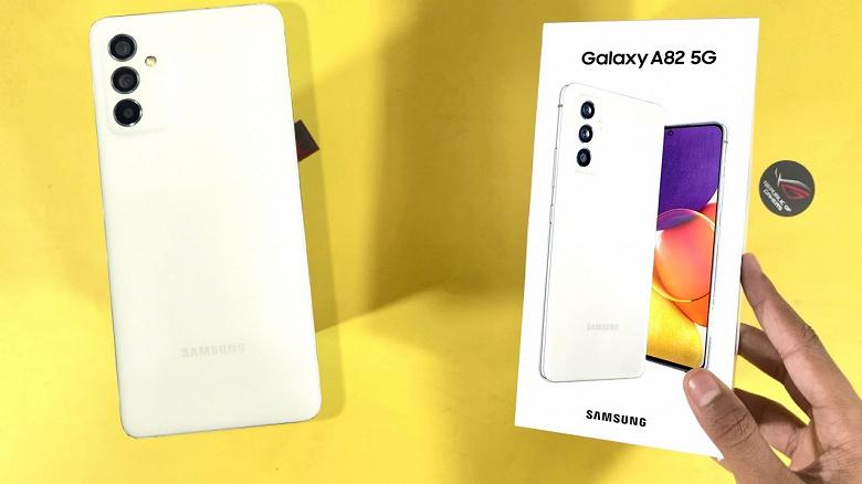 «Samsung Galaxy A82 5G — самый плохо охраняемый секрет Samsung». Опубликовано официальное видео смартфона