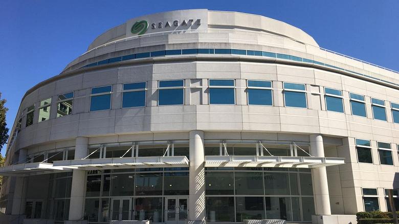 Компания Seagate отчиталась за 2021 финансовый год