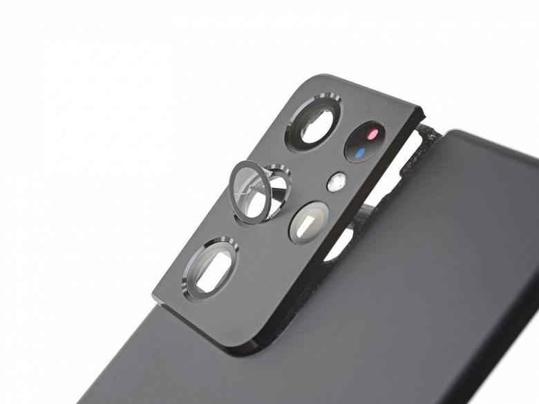Лучше не ломать Samsung Galaxy S21 Ultra – ремонт выльется в копеечку. Флагман Samsung провалился в тесте на ремонтопригодность