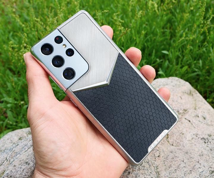 Представлены смартфоны Samsung Galaxy S21 Carbon