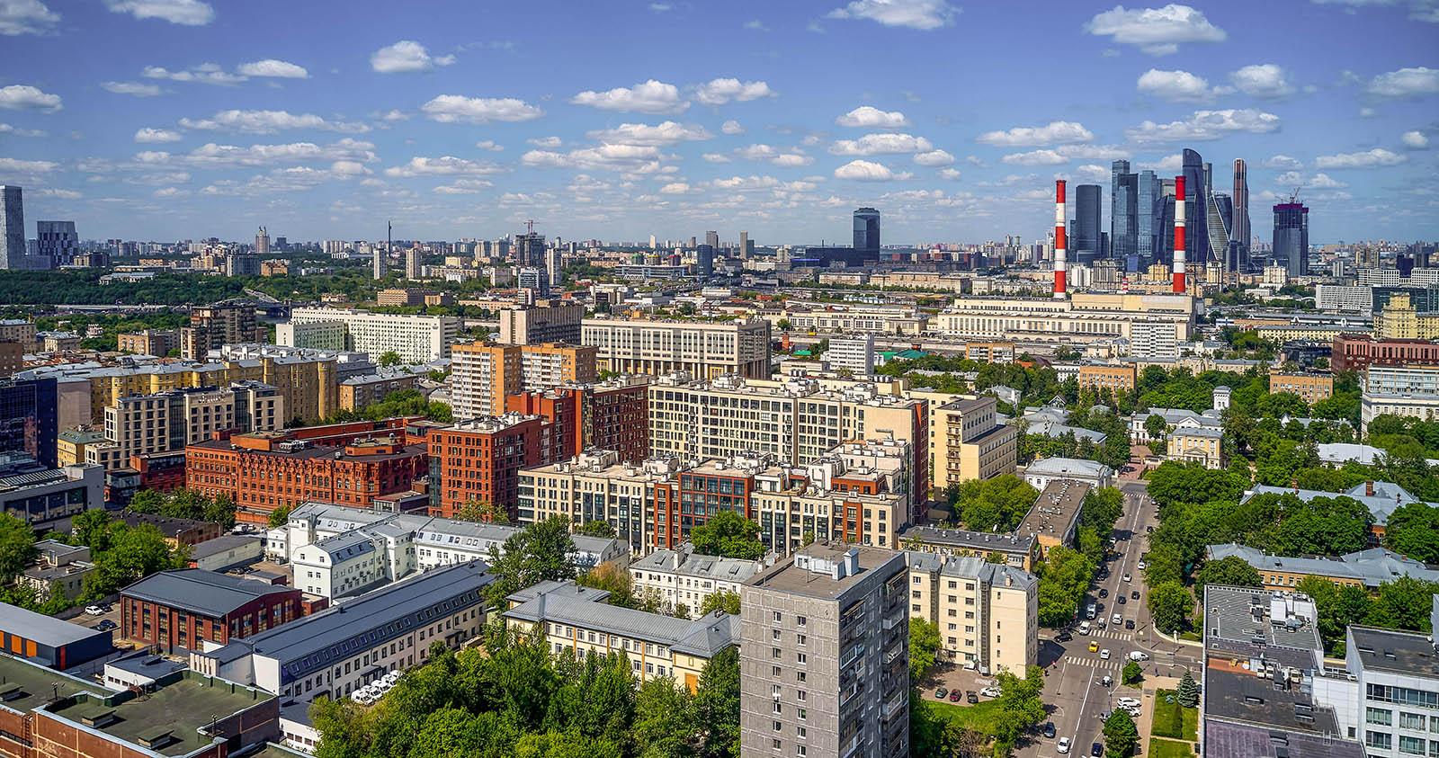 Москва стала лидером по применению офсетных контрактов в России
