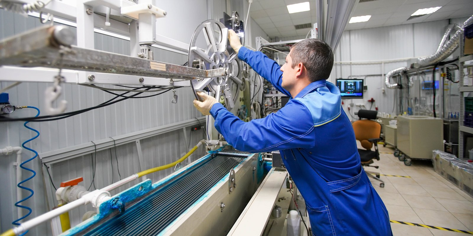 Быстрый ремонт сложного оборудования: резидент технопарка «Слава» внедрил новую систему управления производством