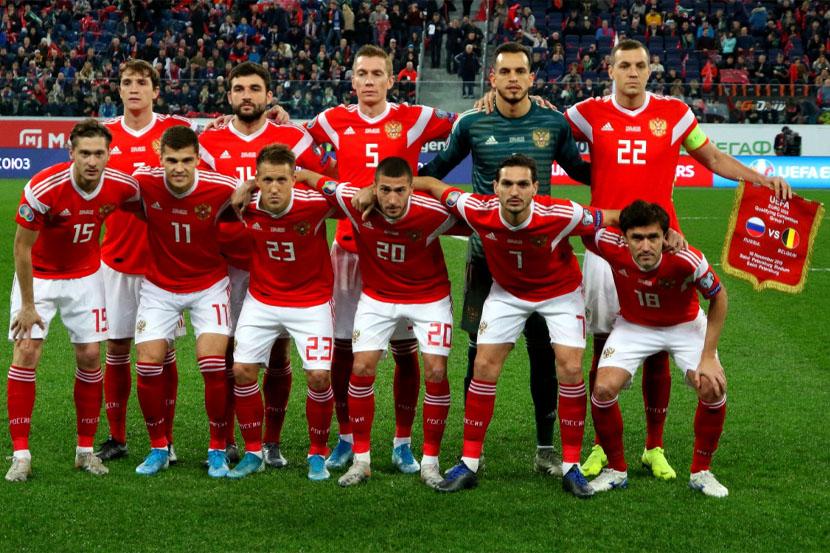 Утверждена заявка сборной России на Евро-2020. Турнир стартует 11 июня