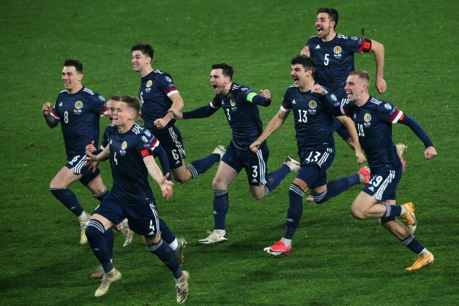 'Тартановая армия' едет на Евро: представление сборной Шотландии