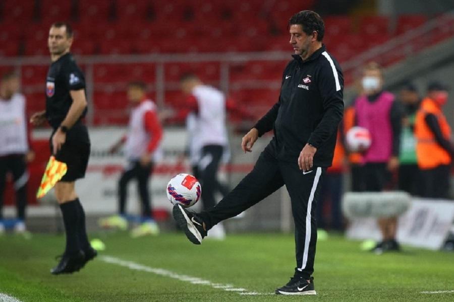 'Спартак' потерпел пятое поражение к ряду в еврокубках