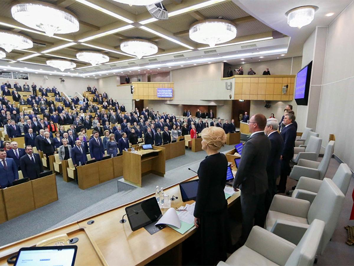 Новый закон лишит возможности избираться в Госдуму сторонников Навального и кто им донатил