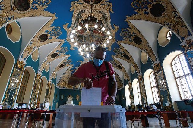 Как проходит голосование по поправкам в Конституцию РФ