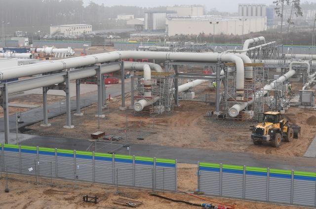 Nord Stream 2 AG: санкции США заблокируют 700 млн евро на завершение «СП-2»