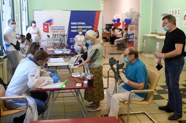 Почетный работник промышленности Москвы отметил открытость голосования