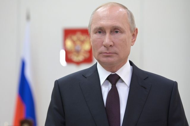 Путин рассказал о работе над посланием Федеральному собранию