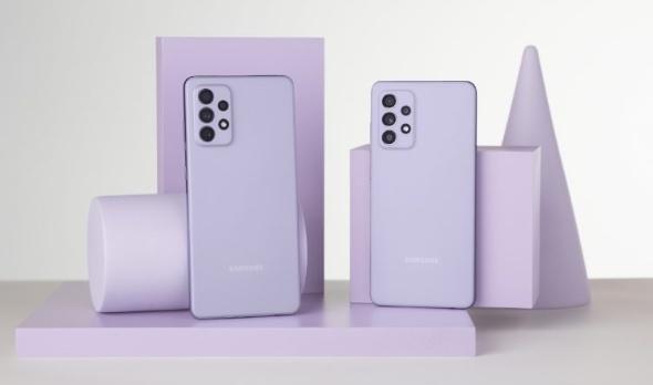 Samsung представила Galaxy A52, Galaxy A52 5G и Galaxy A72