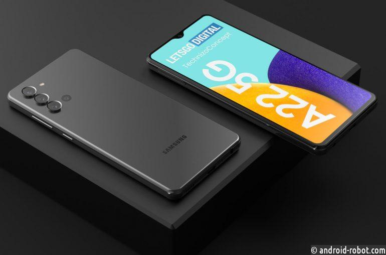 Примерно через три месяца Samsung анонсирует Galaxy A22