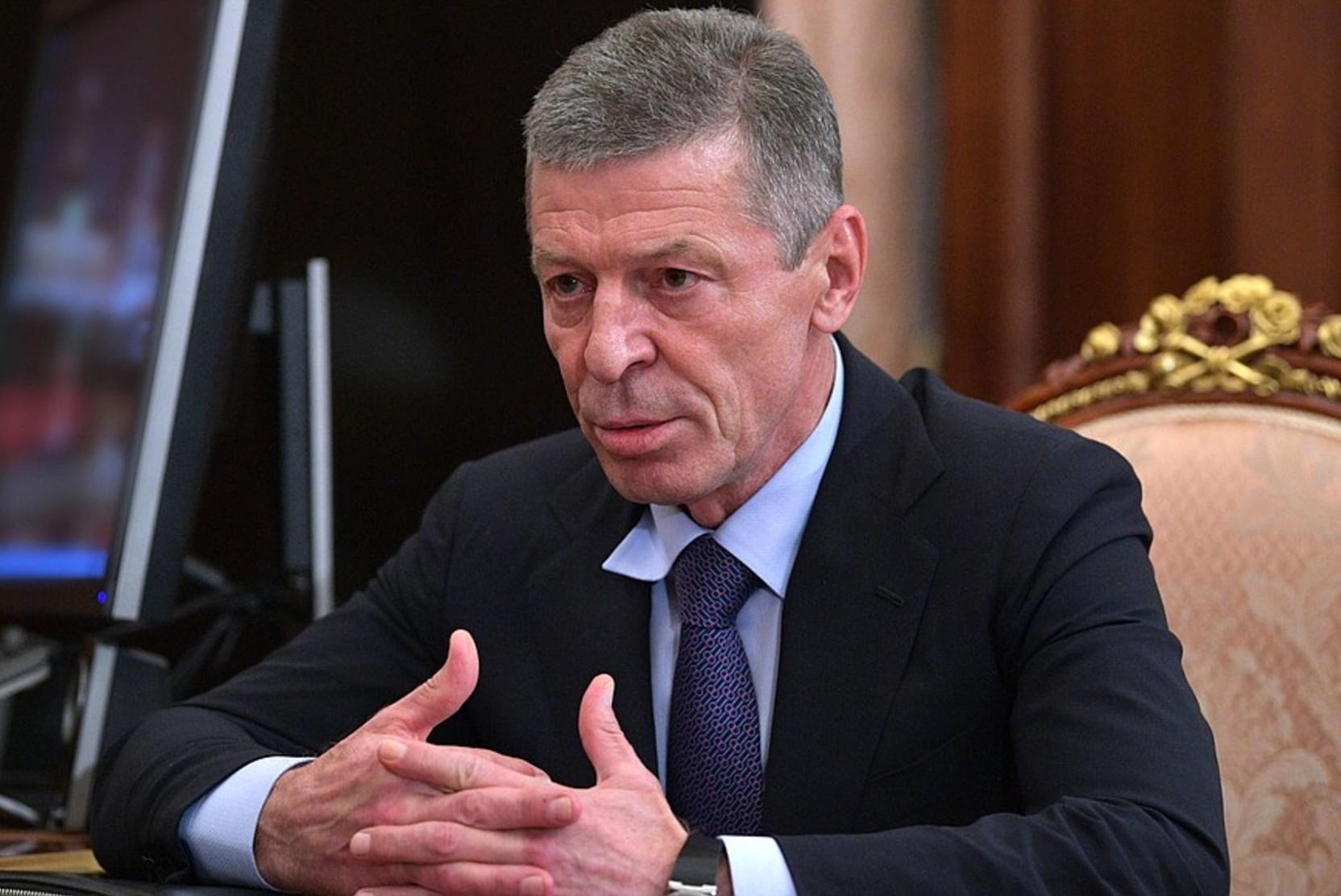 Козак сравнил Киев на переговорах по Донбассу с «петляющим зайцем»