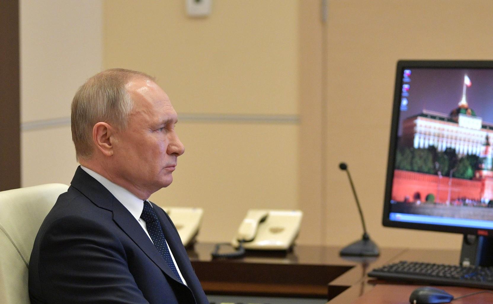 Путин назвал стратегическую задачу в период пандемии COVID-19