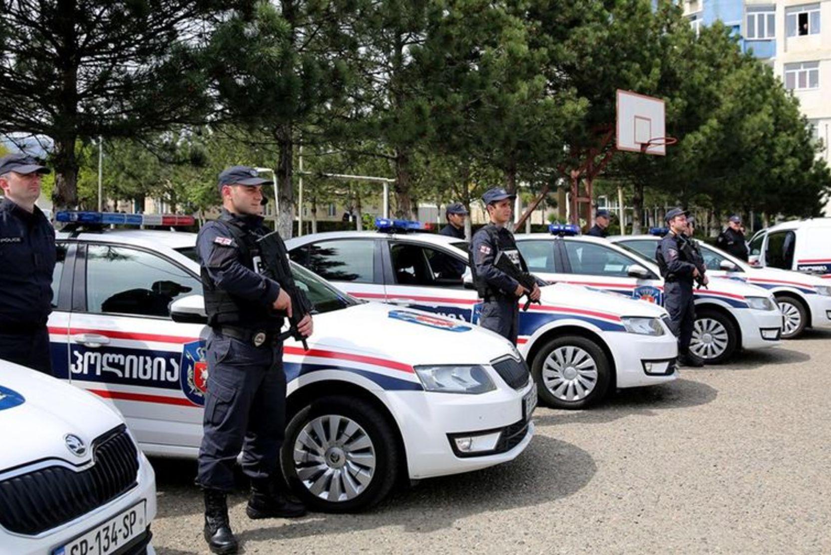 В Тбилиси задержали более 20 сторонников оппозиции
