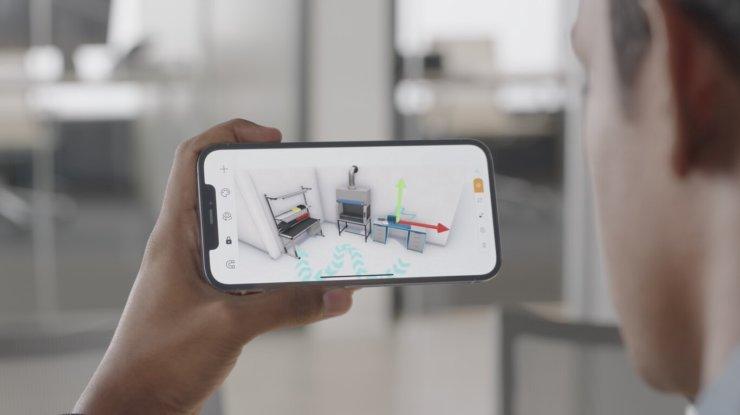 Лидар превратил iPhone в точнейший измерительный прибор