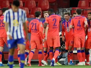 'Челси' обыграл 'Порту' в первом матче 1/4 финала Лиги чемпионов