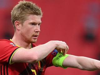 Бельгиец Де Брюйне пропустит матч Евро-2020 против сборной России
