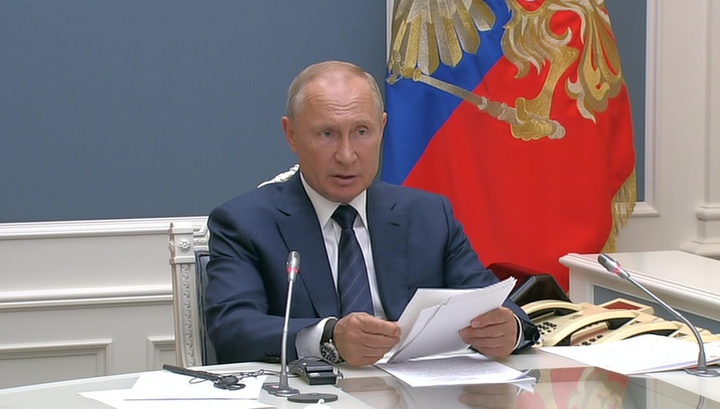 Путин выразил соболезнования Рухани и сообщил о готовности приехать