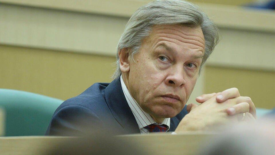 'Предвоенная пляска': Пушков оценил позывы Киева к миру