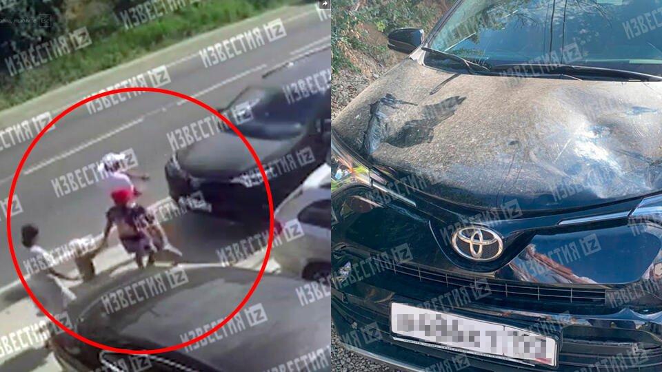 Стало известно состояние пешеходов, пострадавших при наезде в Анапе