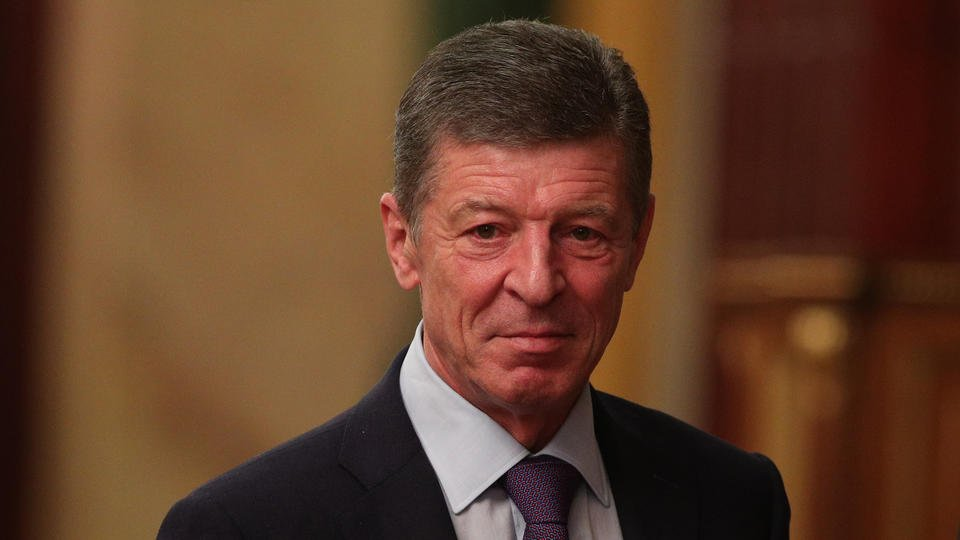 Козак назвал пиар-ходом украинские действия в Донбассе