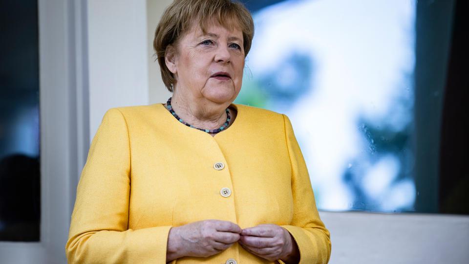 Меркель обрадовалась компромиссу с США по 'Северному потоку — 2'