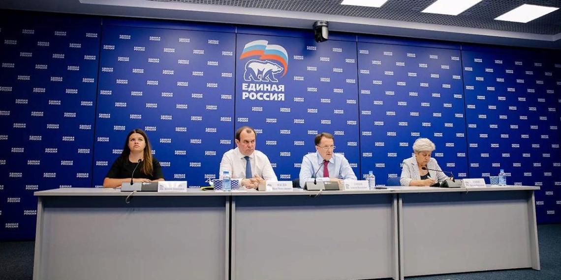 Разработку современной аграрной политики предложили включить в народную программу 'Единой России'
