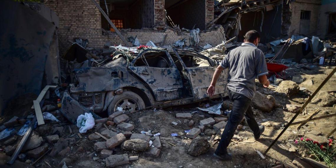 США и Франция просят у России объяснений по Карабаху