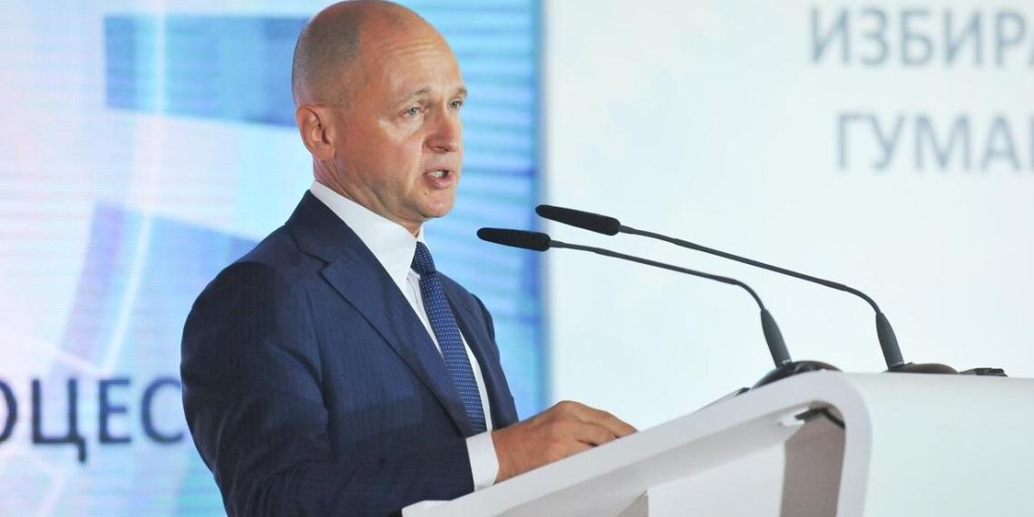 Сергей Кириенко поддержал создание креативного совета платформы 'Россия — страна возможностей'