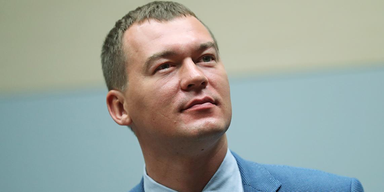 Дегтярев разобрался в проблемах Индустриального района Хабаровска