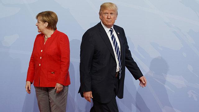 Atlantic Council (США): США открывают двери для санкций в отношении «Северного потока — 2» и для трансатлантической напряженности