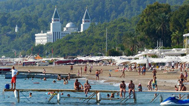 Türkiye (Турция): празднование Пасхи украинскими туристами дорого стоило отелю