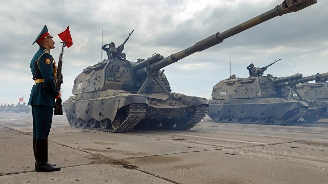 Рейтинг 2021: пять самых сильных армий мира (The National Interest, США)