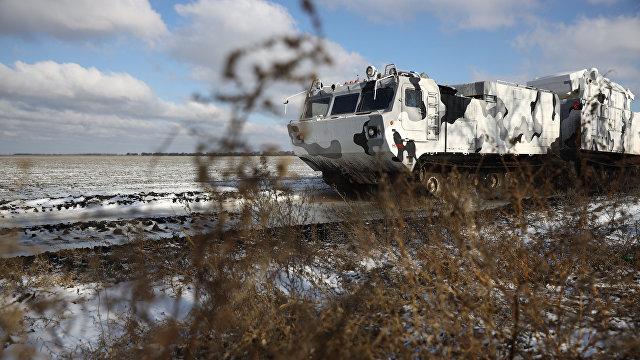 Yahoo News Japan (Япония): российский вездеход ДТ-30 — мощная машина в эпоху глобального потепления