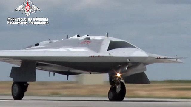 Forbes (США): «Сбросить бомбы!» В ходе решающих испытаний российский ударный беспилотник сбросил 500-килограммовую авиабомбу
