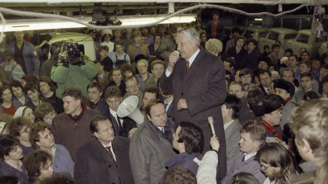 The Spectator (Великобритания): американский «момент Ельцина»