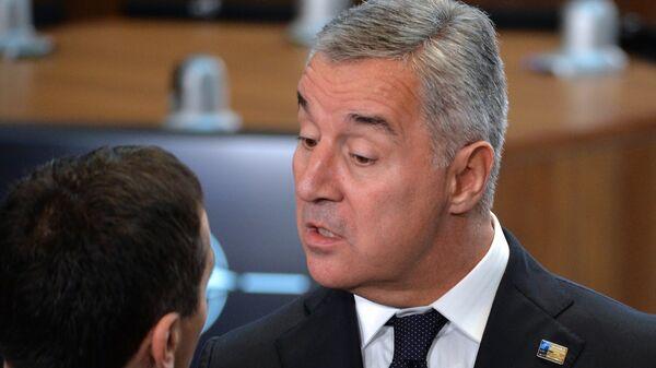 Президент Черногории пообещал принять 'закон Магнитского'