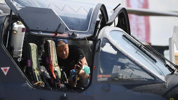 Источник рассказал о модернизации вертолета Ка-52М за счет крылатых ракет