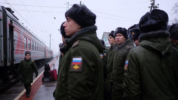 В РПЦ высказались против перехода всей армии на контрактную основу