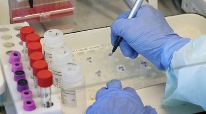 В России выделили более 100 штаммов новой коронавирусной инфекции