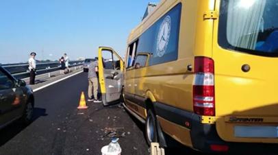 Суд арестовал организатора перевозки после ДТП с автобусом в Крыму