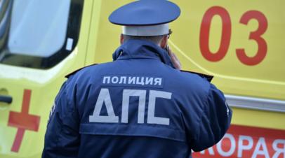 Под Самарой пять человек погибли в ДТП