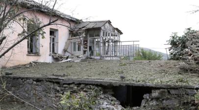 Лидеры России, США и Франции готовят заявление по Карабаху
