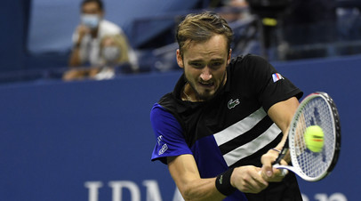 Медведев возглавил посев на St. Petersburg Open