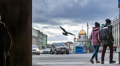 В Москве 8 апреля ожидается до +6 °С