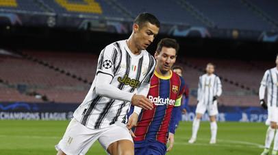 Шахбулатов сказал, кого считает лучшим футболистом — Роналду или Месси